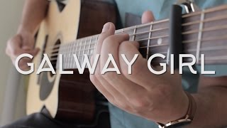 Ed Sheeran - Galway Girl ÷ Fingerstyle Guitar Cover (FREE TAB) - Dax Andreas