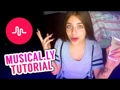 Musical.ly Tutorial | Baby Ariel musical.ly video