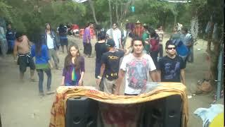 Pulsar & Thaihanu Live @ Woodstaco Festival 2012