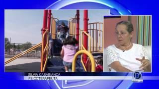 Silvia Casabianca aconseja como criar a los hijos con amor