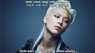 Taemin - Sayonara Hitori Korean Version (Sub Español - Hangul - Roma) HD
