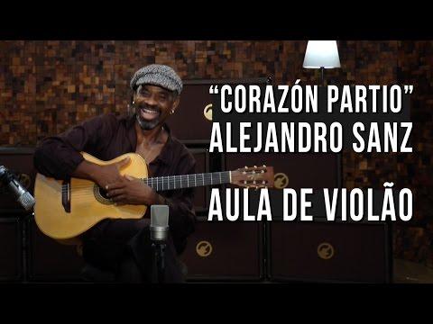 TV Cifras - Corazón Partio - Alejandro Sanz