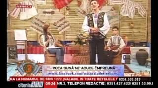 FLORIN SCAUNASU LA EMISIUNEA MATINALUL DE 3 HORE 3 TV SUS PE DEALUL CU MOHOR