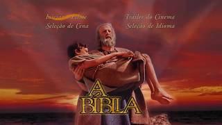A BÍBLIA - DVD MENU