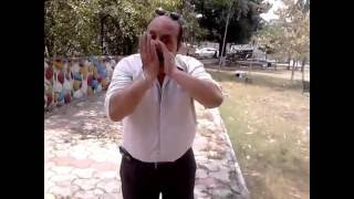phoolon ka taron ka sab ka kehna h-harmonica by vijender kohli