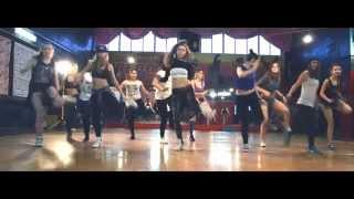 Stromae – papaoutai. Dancehall choreo by Yusia @Orenburg(Russia)