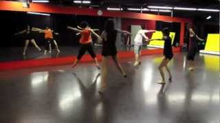 Choreography | Robin Thicke - Superman