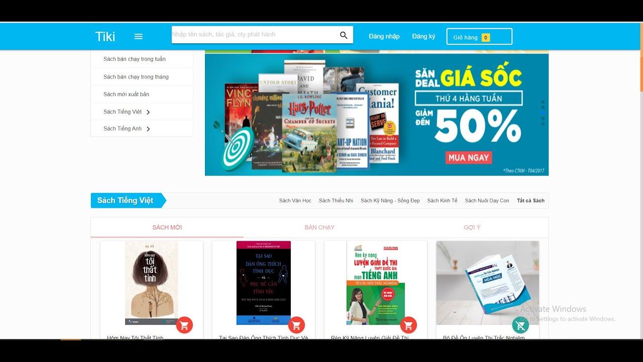 Code source Site Web pour vendre des livres en ligne laravel