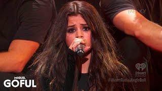 Selena Gomez - Kill Em with Kindness (Live iHeartRadio Jingle Ball 2015)