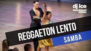 SAMBA | Dj Ice - Reggaeton Lento (CNCO Cover)