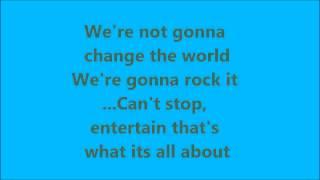 Martin solveig dragonette Can't stop lyrics