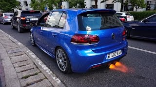 Crazy Golf 6 R shooting flames!