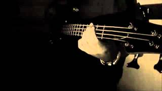 "BUNBURY ""si"" mexican cover bass"