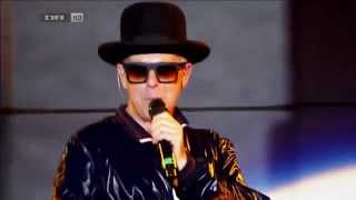 Pet Shop Boys - Always on my mind   * Roskield 2009 Live