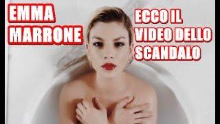 Emma Marrone Nuda.Ecco Il Video Scandalo !!