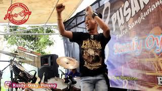 Virall !!!! Rusdy Oyag Turun Panggung Bawain Lagu Daun Puspa