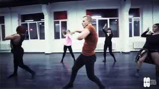 Daughter - Get Lucky (Daft Punk cover) contemporary by Artem Volosov - Dance Centre Myway