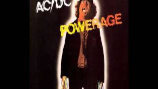 AC/DC Powerage - What's Next To The Moon