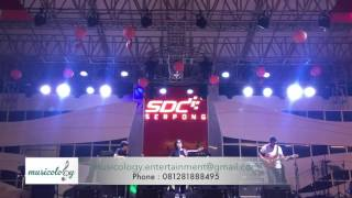 Musicology Band - Rock With You (Cover) Live at SDC Serpong