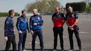 The Fiat Fullback Challenge ft. Danny Mills, Jackie McNamara, Geordan Murphy and Lee Byrne.