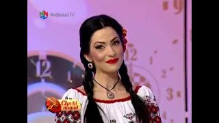 Raluca Burcea la National Tv - Trandafir inrourat