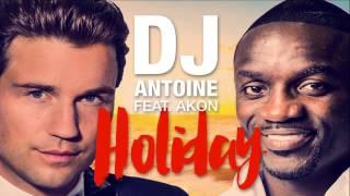 DJ Antoine feat. Akon - Holiday (Finger Cross Remix Edit) [Cover Art]