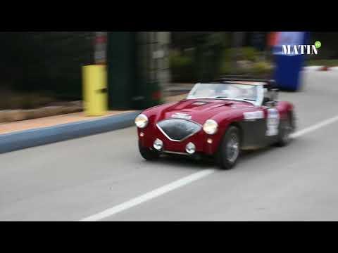 Video : Rallye Maroc Classic, 3e étape : Plongée dans la splendeur du parc national de «Tazekka»