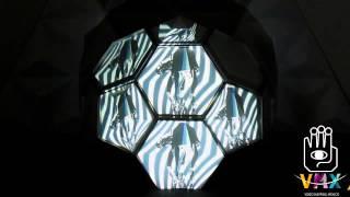 Hexagonal Works Video Canvas 001