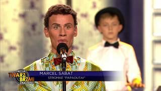 Your Face Sounds Familiar - Marcel Sabat jako Stromae - Twoja Twarz Brzmi Znajomo
