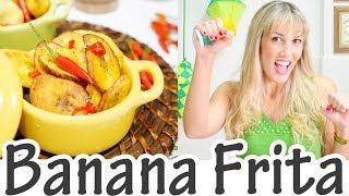 BANANA FRITA NIGERIANA (DODO) - aperitivo COPA