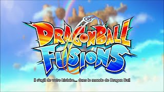 Dragon Ball : Fusions en février 2017 en Europe : premier trailer FR