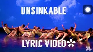 The Next Step : Unsinkable ~ Lyric Video