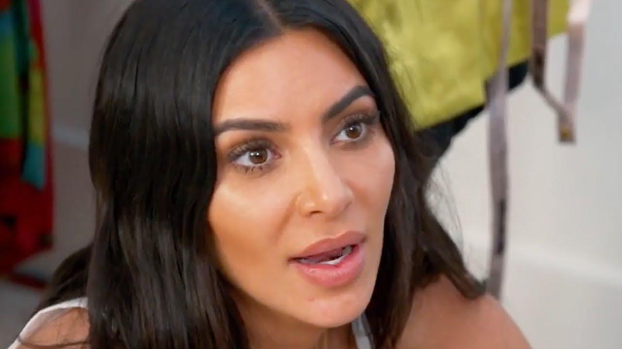Kim Kardashian reacts to Tristan Thompson Diss Claims