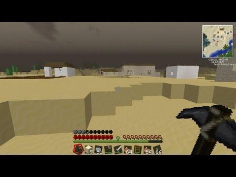 """Minecraft Technic Bölüm 16 """"Padişahlık Kurdular, Padişahlık!"""""""