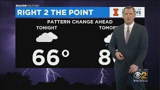 More Storms, But Pattern Change Ahead