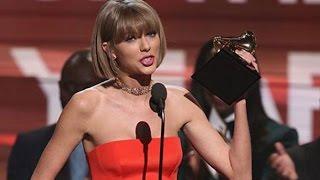 2016 Grammy Awards Winners Roundup: Taylor Swift, Kendrick Lamar, Hamilton, Meghan Trainor & More