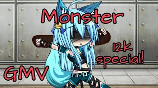Gacha Studio ~ Monster ~ GMV ~ *READ DESCRIPTION* ~ 12k special!!
