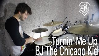 BJ The Chicago Kid - Turnin Me Up - 1 Minute Drum Cover