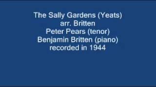 The Sally Gardens_Britten_Pears