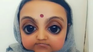 Nisha Aunty lagati hain jhadu, - neesha santosh
