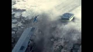 Fast & Furious 7 - Brian's Best Action in HIS LIFE!