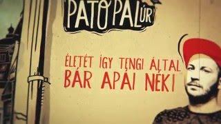 RED BULL PILVAKER (Fluor, Fura Csé, Halott Pénz, Meszi) - Pató Pál Úr [Official Lyric Video]