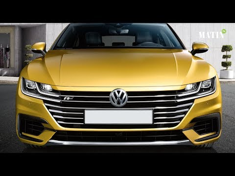 Video : Automobile : Volkswagen change de positionnement