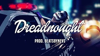 """Dreadnought"" Dark Scary Rap Instrumental 