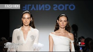 ZYNNI CASHMERE - FLYING SOLO SS 2020 New York - Fashion Channel