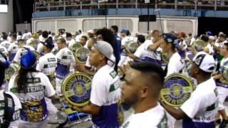 Unidos de Vila Maria - Ensaio Técnico Carnaval 2017 - 04/02/2017 - Bateria