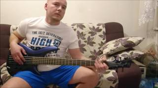 Beata - Ruchome Wydmy (bass cover)