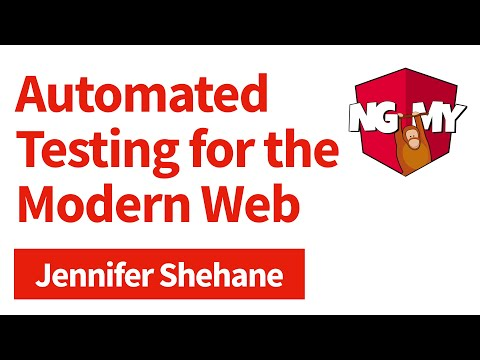Automated Testing for the Modern Web
