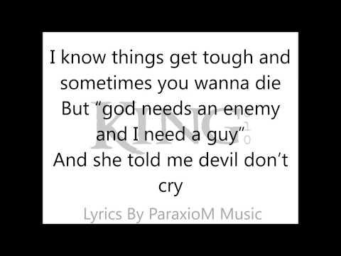 King 810 Devil Dont Cry Lyrics Chords Chordify