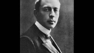 Rachmaninoff - Rapsodia y tema de Paganini N° 18